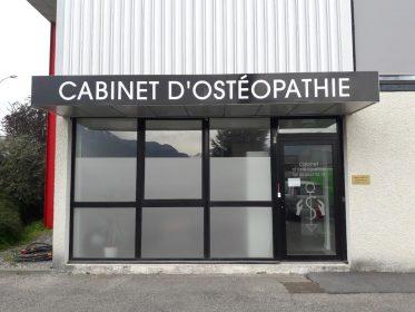 cabinet osteopathie la roche sur foron